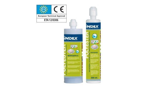 Cartucho resina epoxy 410 ml Sin estireno