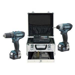 Kit Combo HP331D+TD110D 10,8V 4,0Ah
